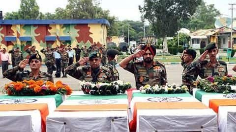 Indian Army lost one soldier every three days since 2005