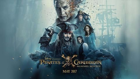 Hackers hold latest 'Pirates of the Caribbean' for ransom