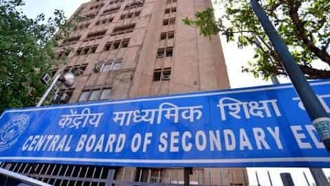 CBSE denies 50% students seeking re-evaluation had marks increased,issues clarification