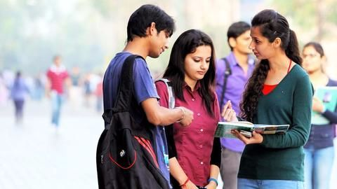 Falling economic growth hits campus placements