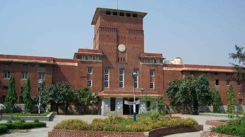 DU admission process to start by April end