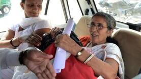 Narendra Modi's wife Jashodaben reportedly injured in road accident