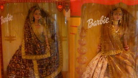 The American Barbie enters India