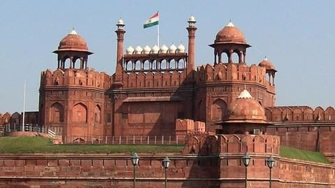 Explosives recovered again from Red Fort