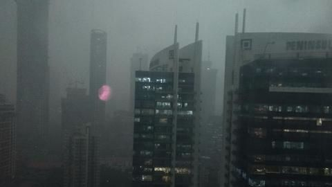 Mumbai continues to be lashed by rains