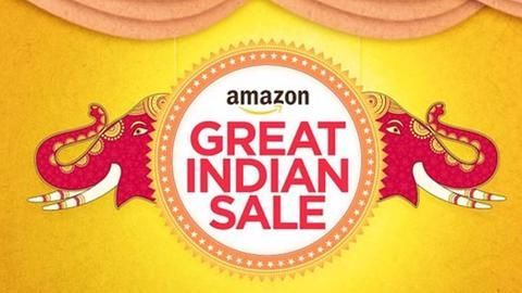 The Amazon Great Indian Sale is back!