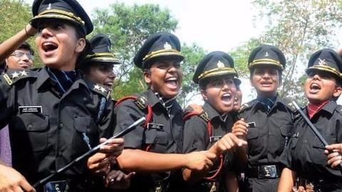 Army finalizes plan to induct women in military police