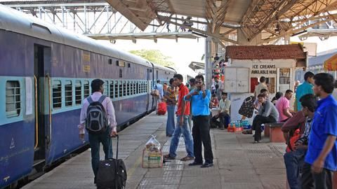 Report blames railways' inability to provide proper infrastructure