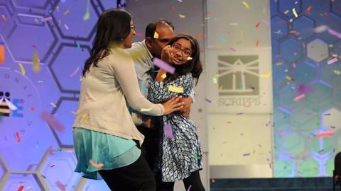 US Spelling Bee: Indian-American kid Ananya Vinay wins Scripps'17