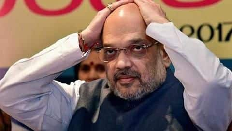 Amit Shah attacked in AP over special-status demand