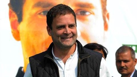 Another Rahul Gandhi gaffe: Congress VP walks into women's toilet!