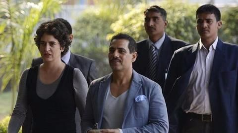 Robert Vadra's mother, 12 others lose security cover