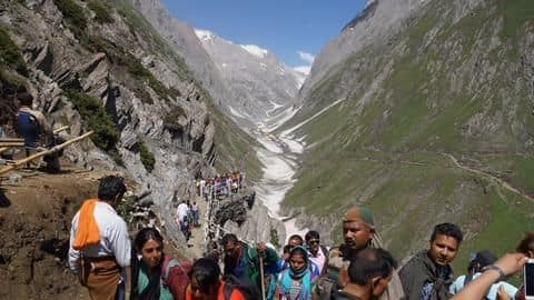 Amarnath might be declared a silent zone