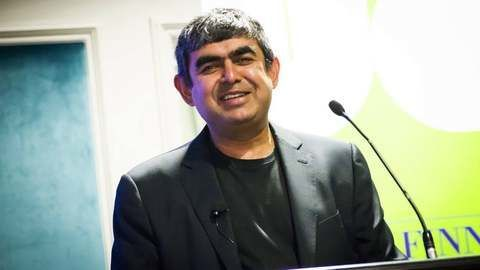 Will Vishal Sikka join HPE as CTO? Sources say yes