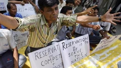 Law also provides increased reservation for STs