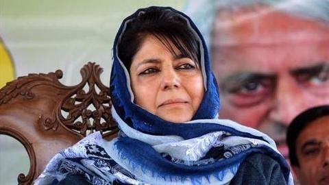 If anyone can resolve Kashmir issue, it is Modi: Mehbooba