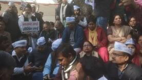 AAP alleges Ashutosh, other leaders thrashed by police in detention