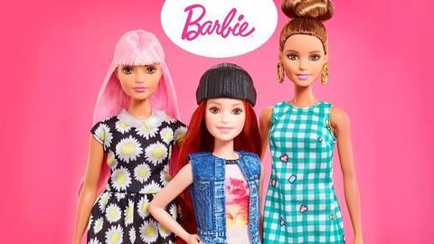 In the Barbie world
