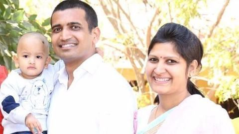 Billionaire Jain couple to renounce world, become monks