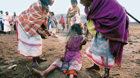 Rajasthan: A horrific 'witch-hunt', a khap and the irresponsible police