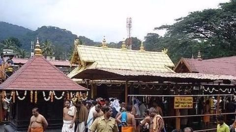 The contentious ban on women's entry in Sabarimala
