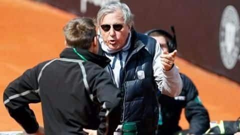 Will quit tennis if I am banned: Ilie Nastase