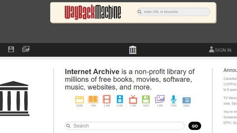 Internet Archive being blocked on some Indian ISPs