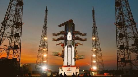 India's heaviest rocket,  GSLV Mk-III, successfully launched