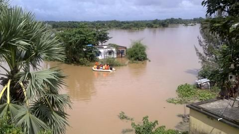 Floods: 1.2cr people affected, death toll rises, train services hit