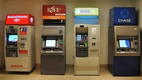 An ATM robbery, with help from the internet