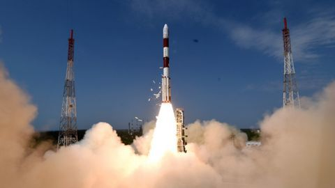 Indian military's tools in space