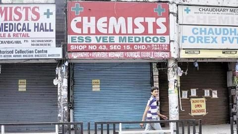 All-India chemists' strike on May 30