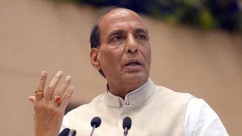With four-day visit, Rajnath Singh carries forward Modi's Kashmir outreach