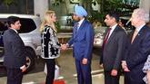 Ivanka Trump arrives in India for the GES 2017