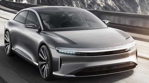 Lucid Air convincingly challenges Tesla Model 3