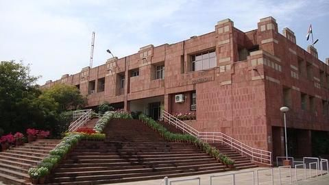 Amar Singh alleges Maoist activities at DU, JNU