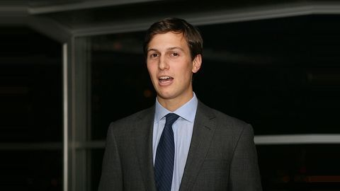 Jared Kushner used private e-mail for government business