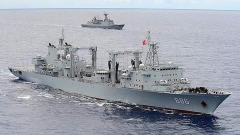 Chinese presence in the Indian Ocean Region