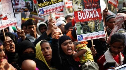 Rohingya crisis: Criticism growing against India