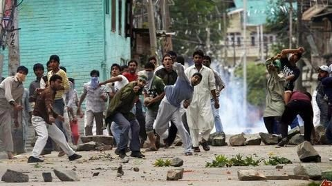 Situation in the Kashmir valley