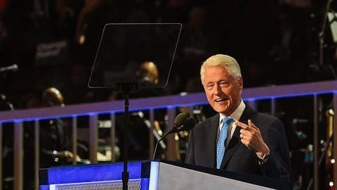 President is missing: Bill Clinton co-authoring book with James Patterson