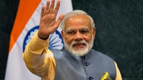 Modi embarks upon Europe visit, makes first stop in Germany
