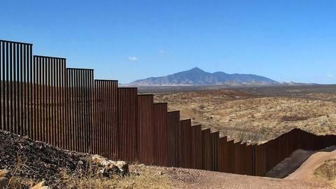 Border wall: Four companies bag US government contract for prototypes