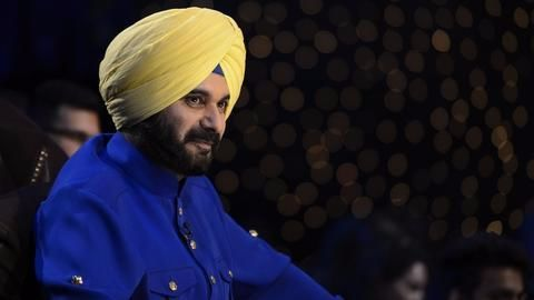 Sidhu can continue with TV show: States Punjab Advocate General