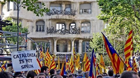 Spain: Tensions mount ahead of the Catalan independence referendum