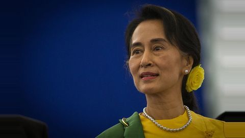 Rohingya crisis: Suu Kyi's speech draws international condemnation