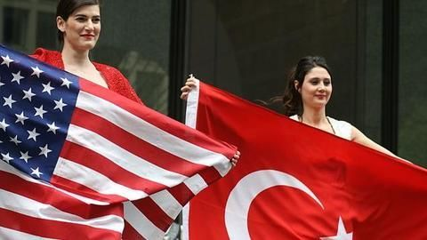 Why are US-Turkey locked in a diplomatic feud?