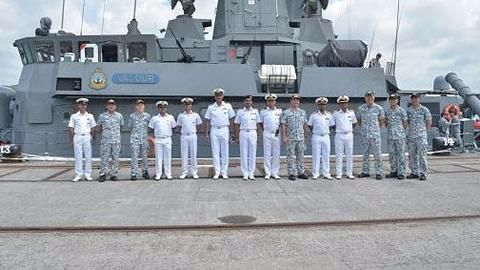 SIMBEX 2017: India, Singapore naval exercises commence in the SCS