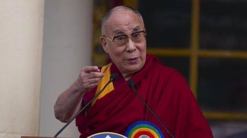 Why could the CPC be supporting Dalai Lama?