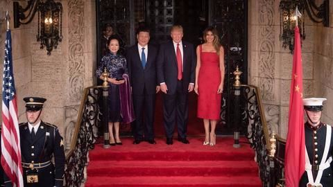 Amid North Korea crisis, Trump orders trade probe against China